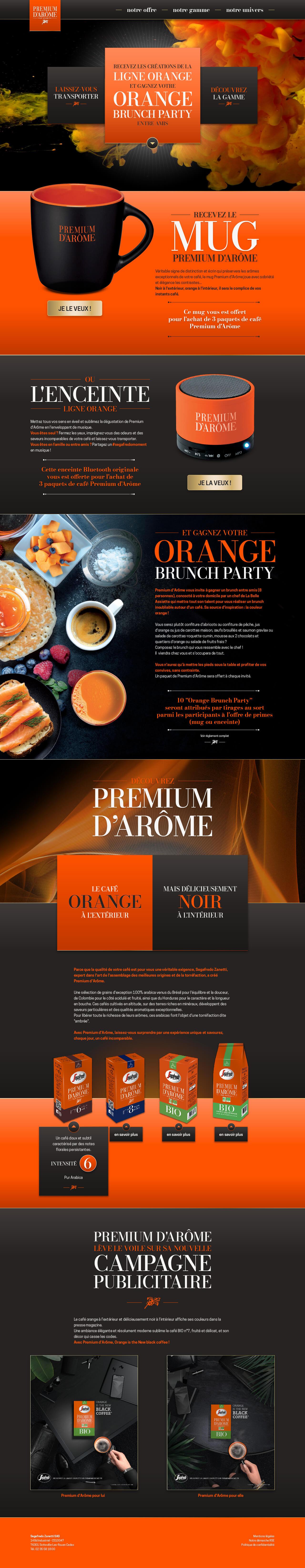 Premium d'Arôme